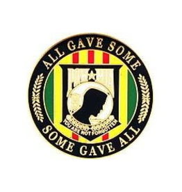 """MidMil All Gave Some Some Gave All Pin 1"""""""
