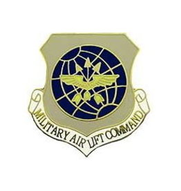 """MidMil Military Airlift Command MAC Pin 1"""""""