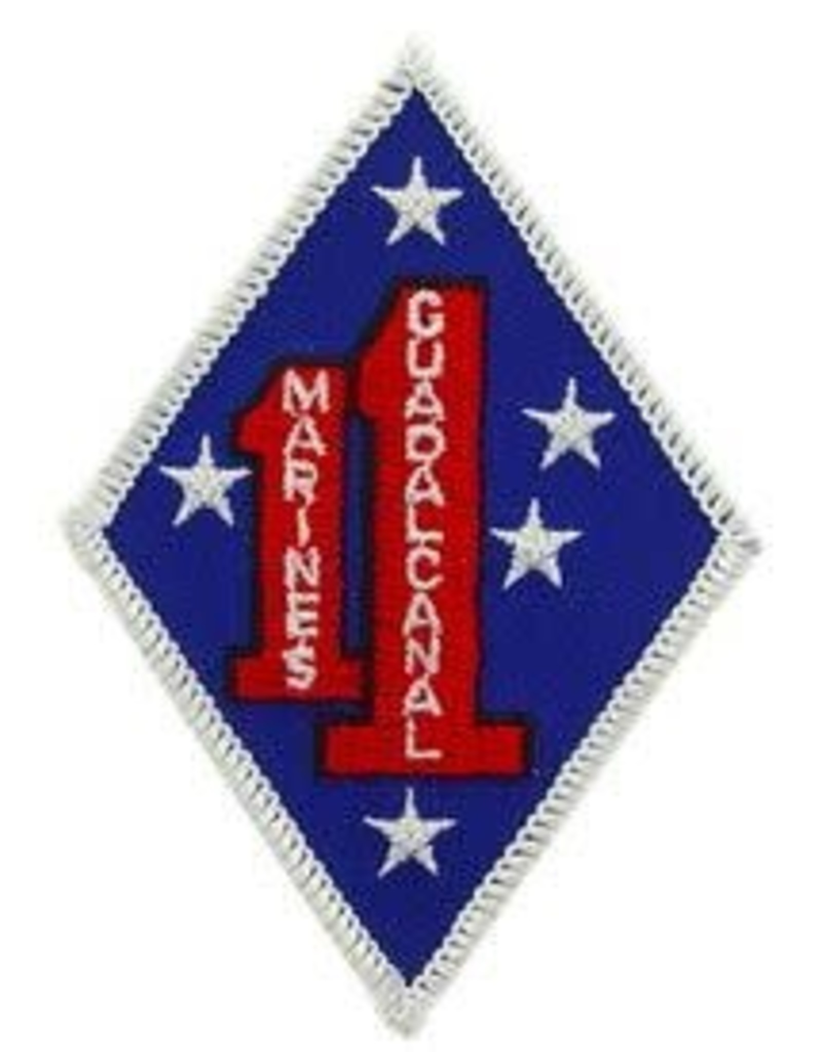 MidMil Embroidered Marine 1st of the 1st Patch