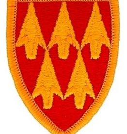 MidMil Embroidered 32nd Air Defense Brigade Patch