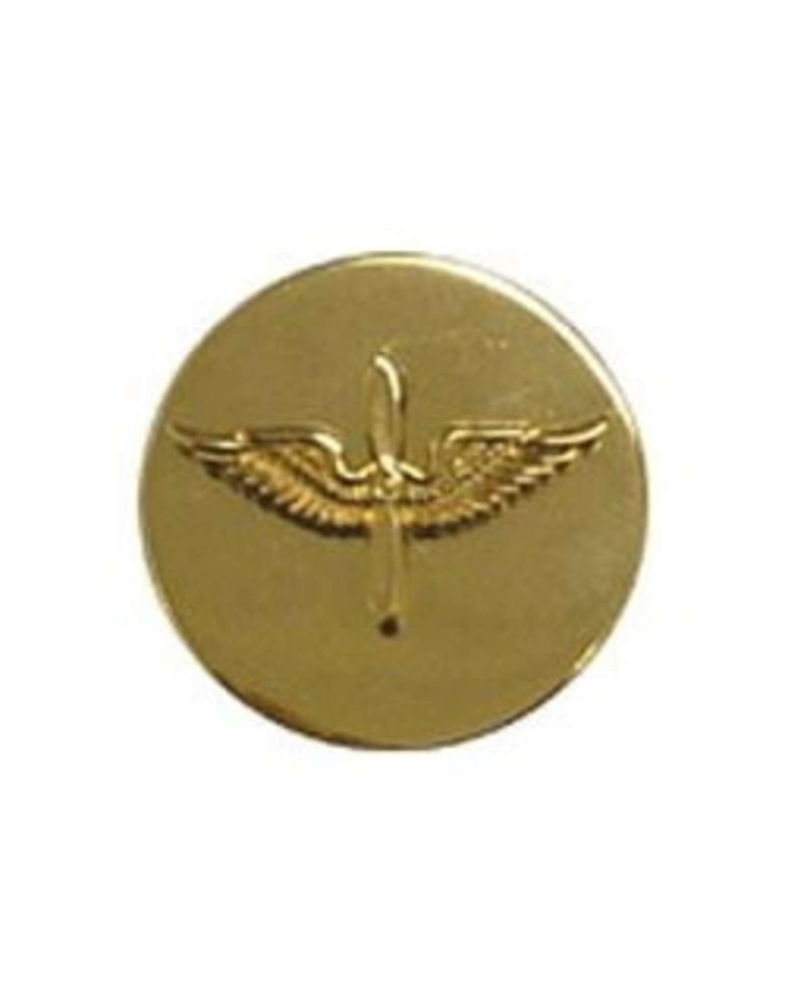 """MidMil Army Aviation Collar Device Pin 1-1/16"""""""