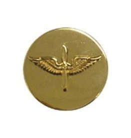 MidMil Army Aviation Collar Device Pin 1-1/16""