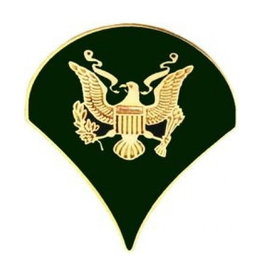 """MidMil Army Specialist (E-4) Pin 1"""""""