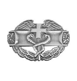"MidMil Army Medic Combat Pin 1 1/4"""