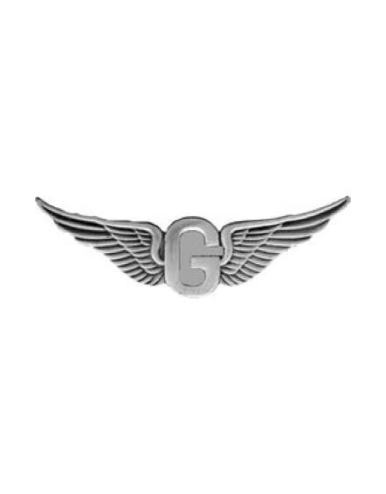 """MidMil Army Door Gunner Wings Pin 1 3/16"""""""