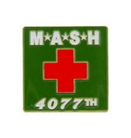 MidMil M*A*S*H 4077th Pin 1""