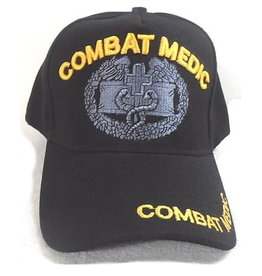 MidMil Army Combat Medic Hat Black