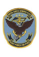 "MidMil Patch Navy Fleet 7th 4.12""x5"""