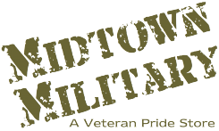 Midtown Military-A veteran pride store, catering to those who serve!