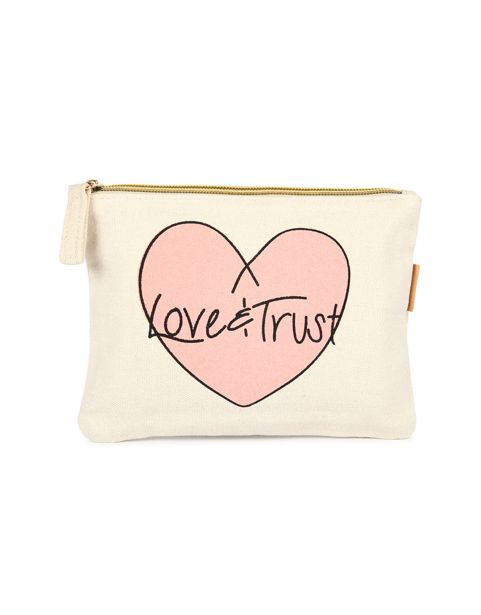 Love and Trust Pouch