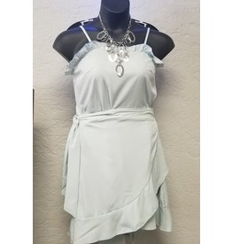 Cami Wrap Skirt Dress