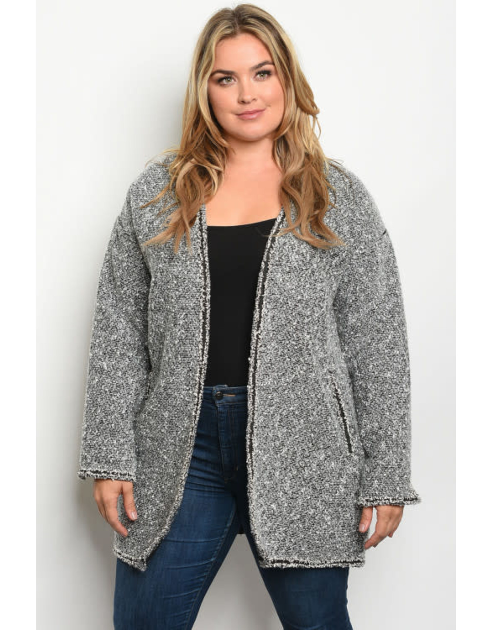 Clothing Obessed Company Gray Jacket