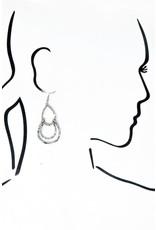HAMMERED CASTING EARRINGS