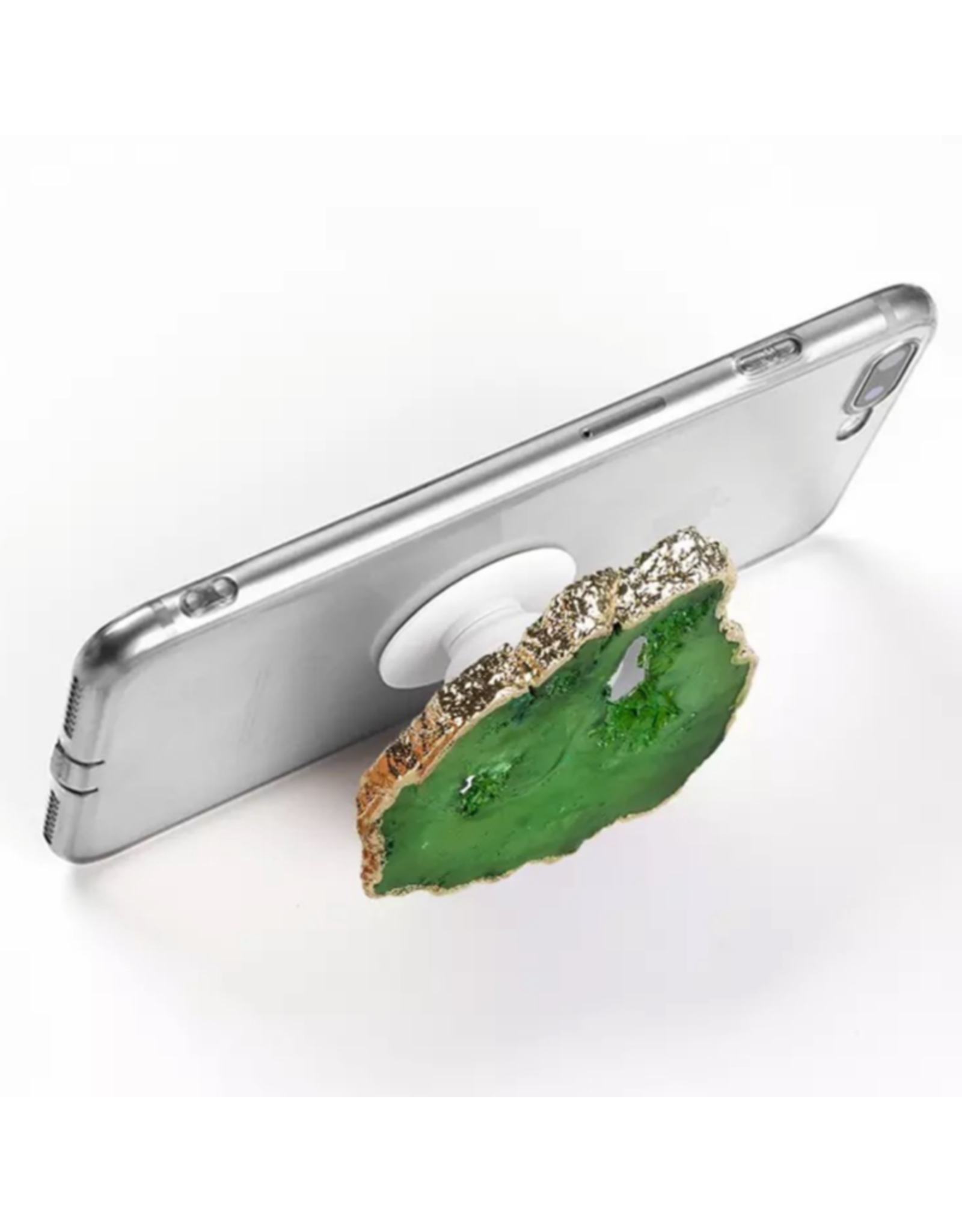 Natural Stone Phone Grip