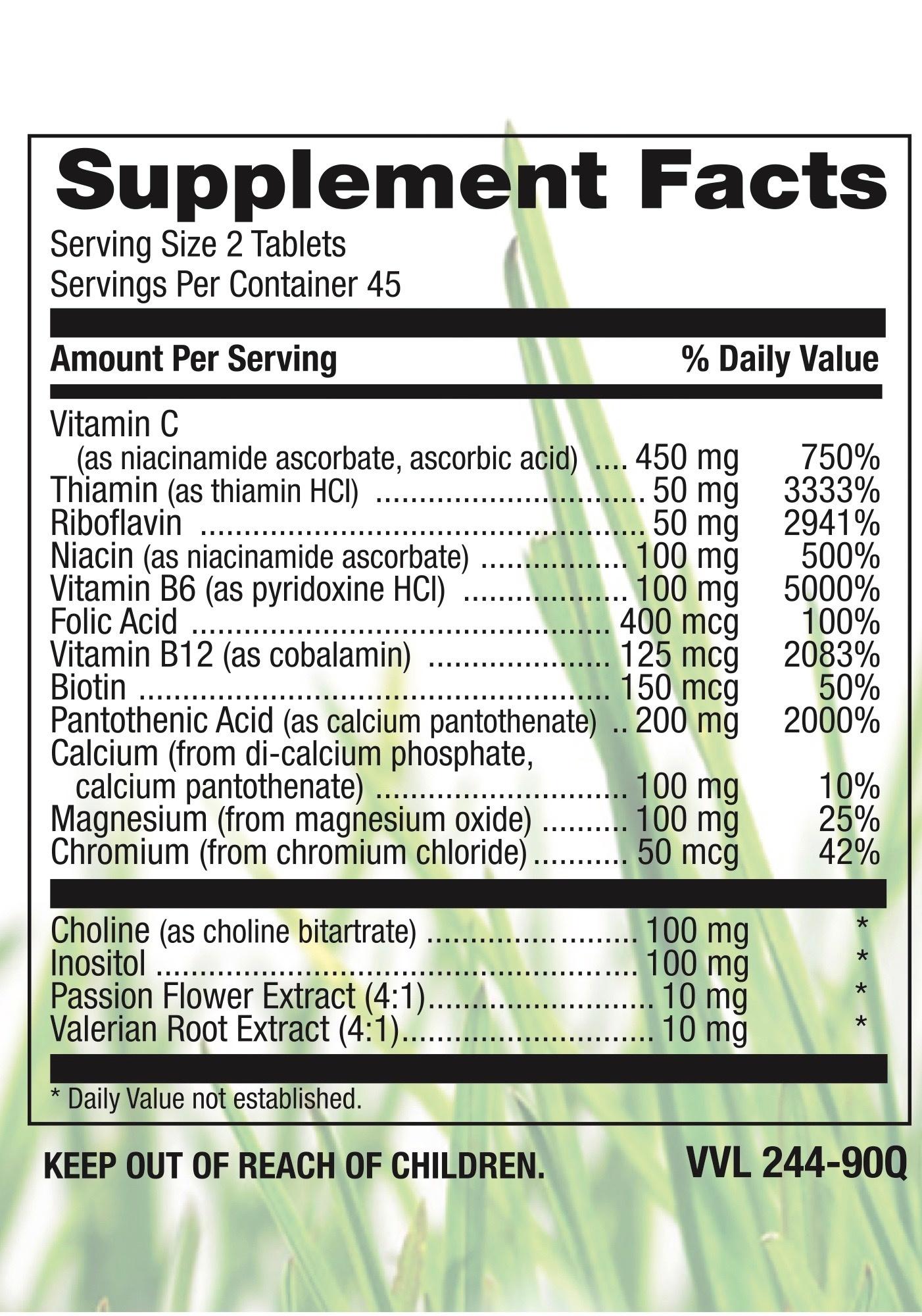 High Potency B-Stress-2