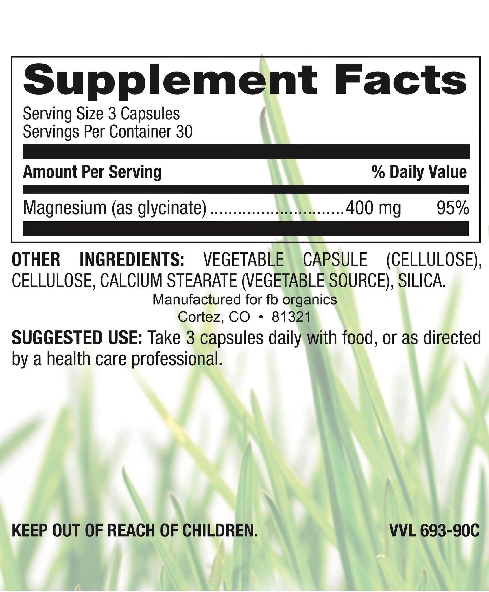 Magnesium Glycinate-2