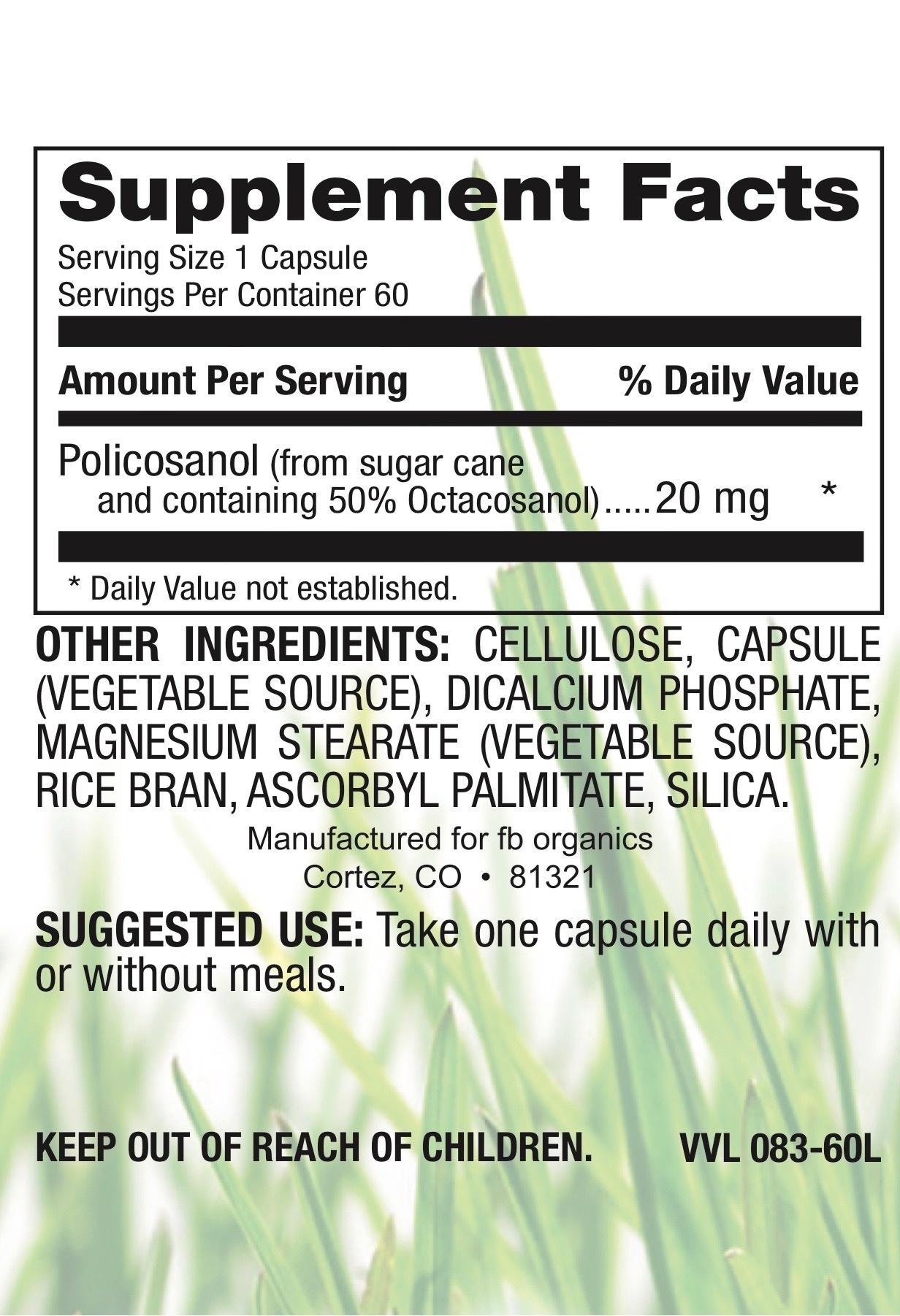 Policosanol Extra-2