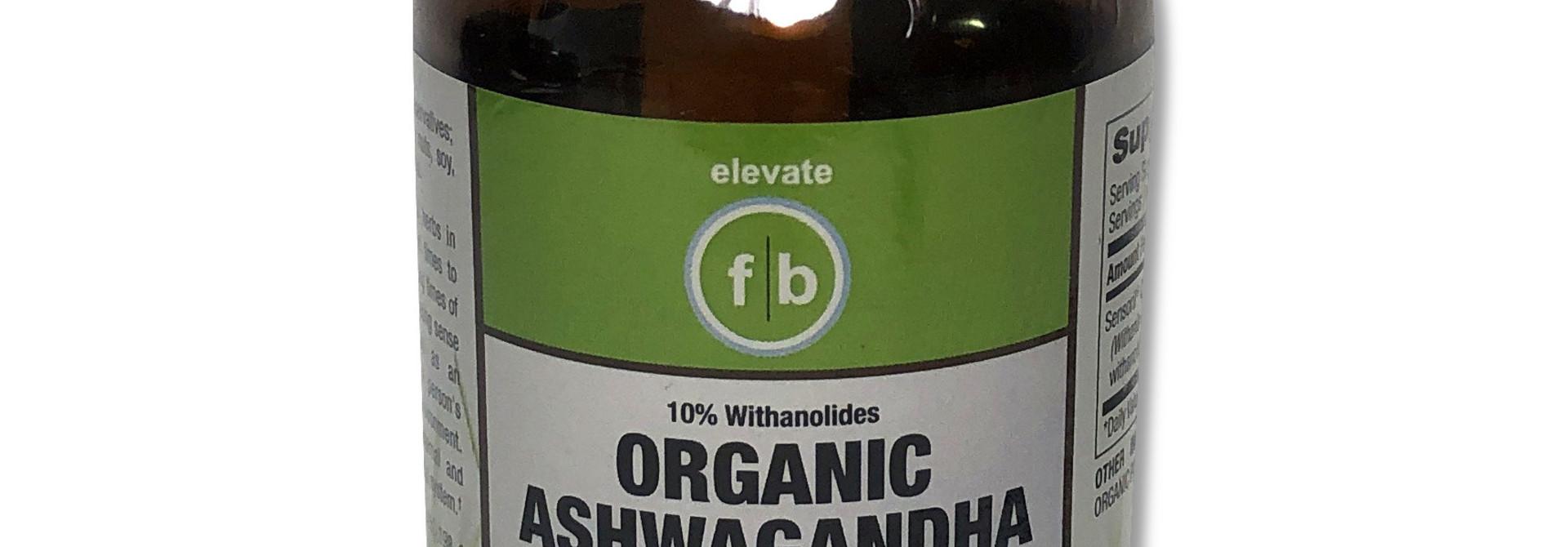 Organic Ashwagandha 500MG
