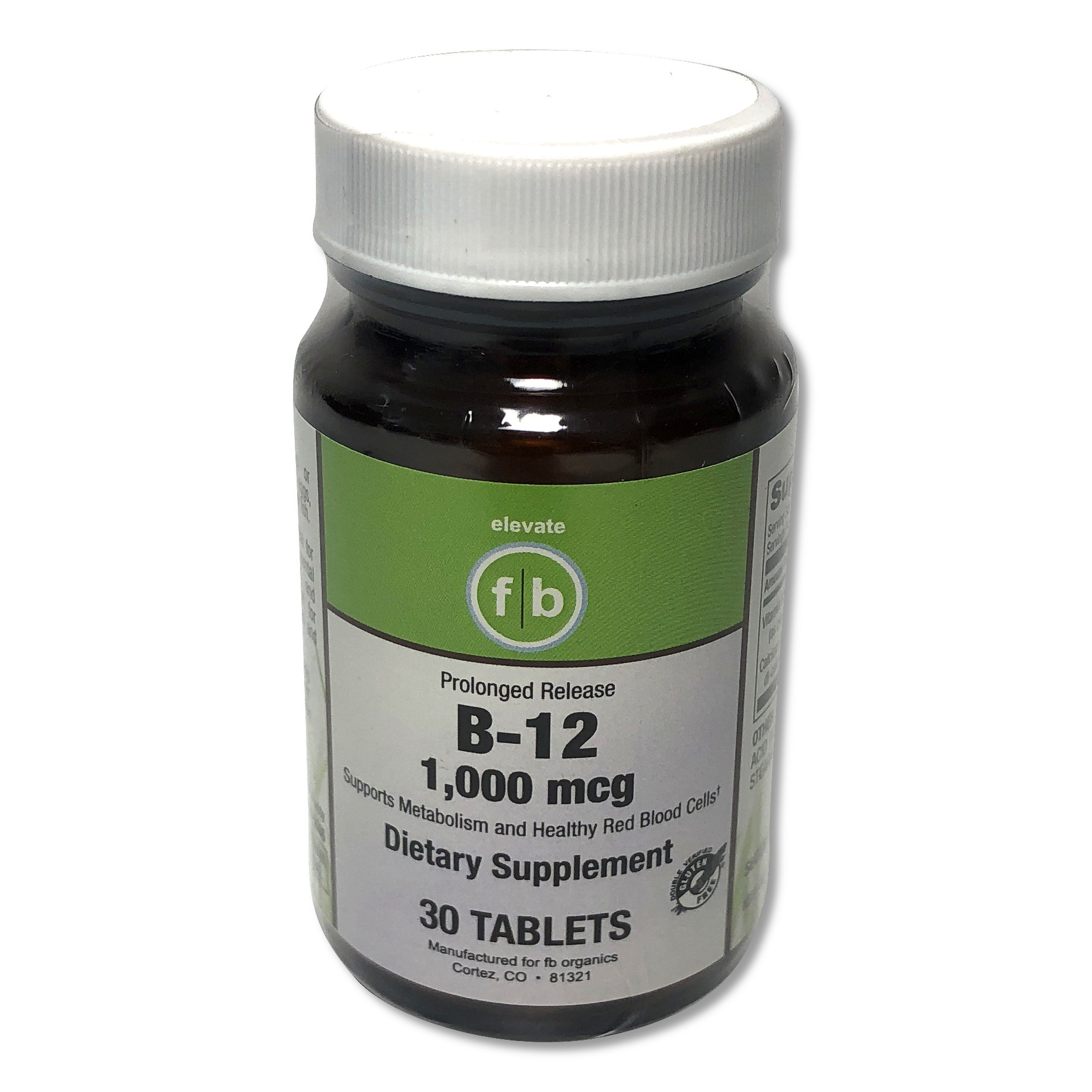 B-12 1000MCG PROLONGED RELEASE-1
