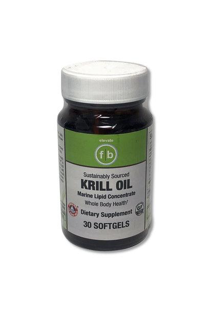 FLATBELLY KRILL OIL