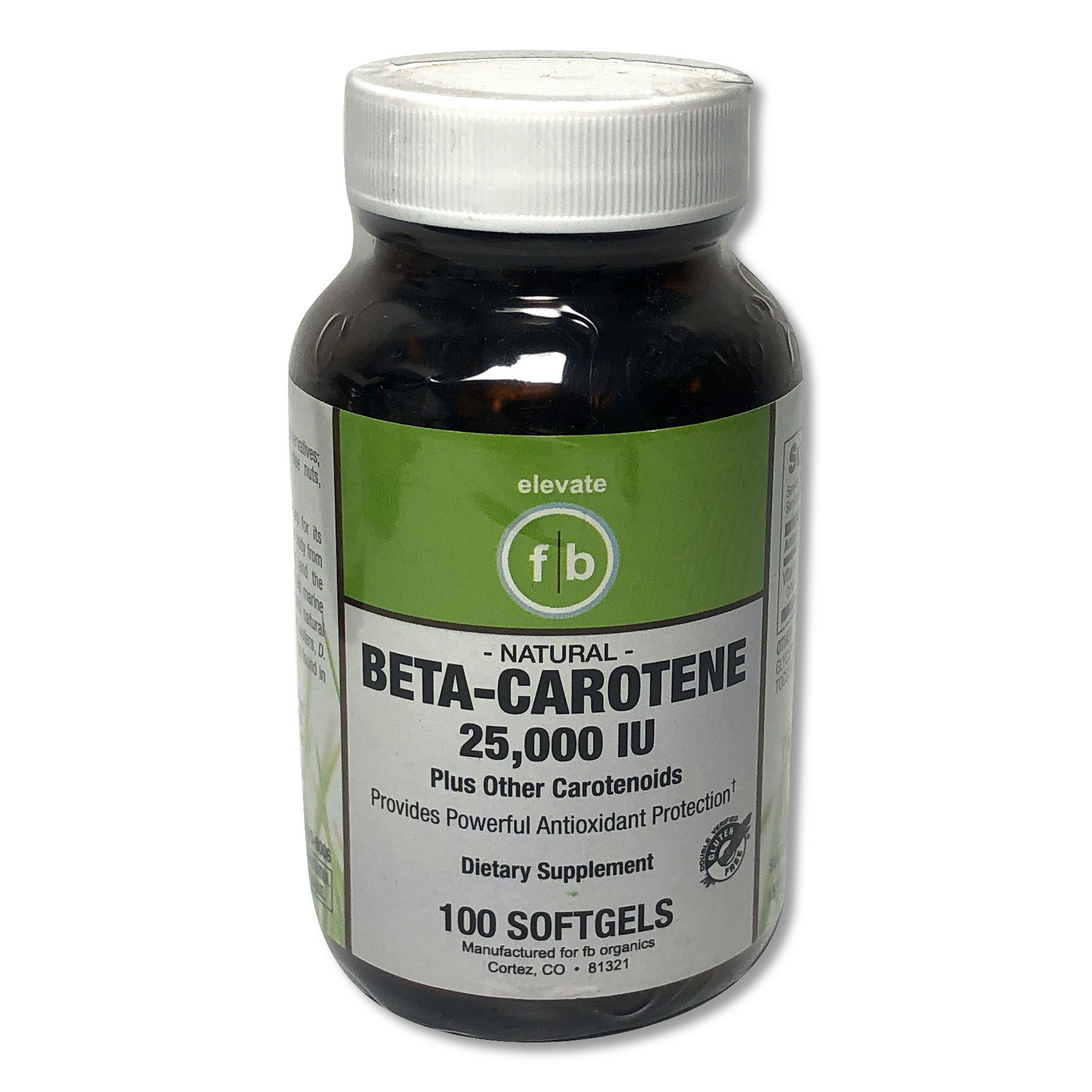 Beta-Carotene 25,000 IU-1