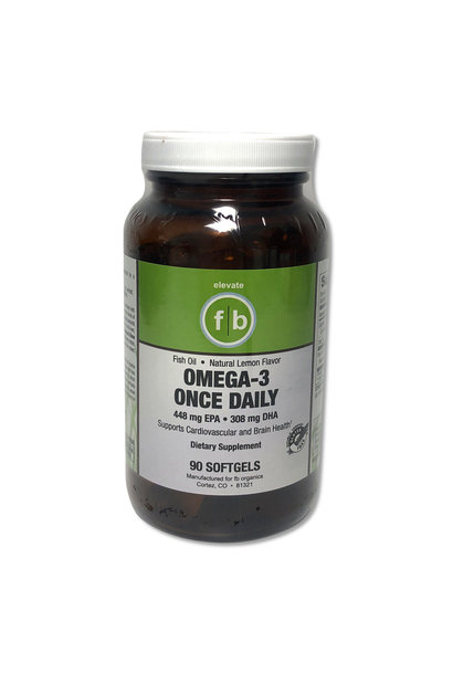Omega-3 Once Daily 90ct