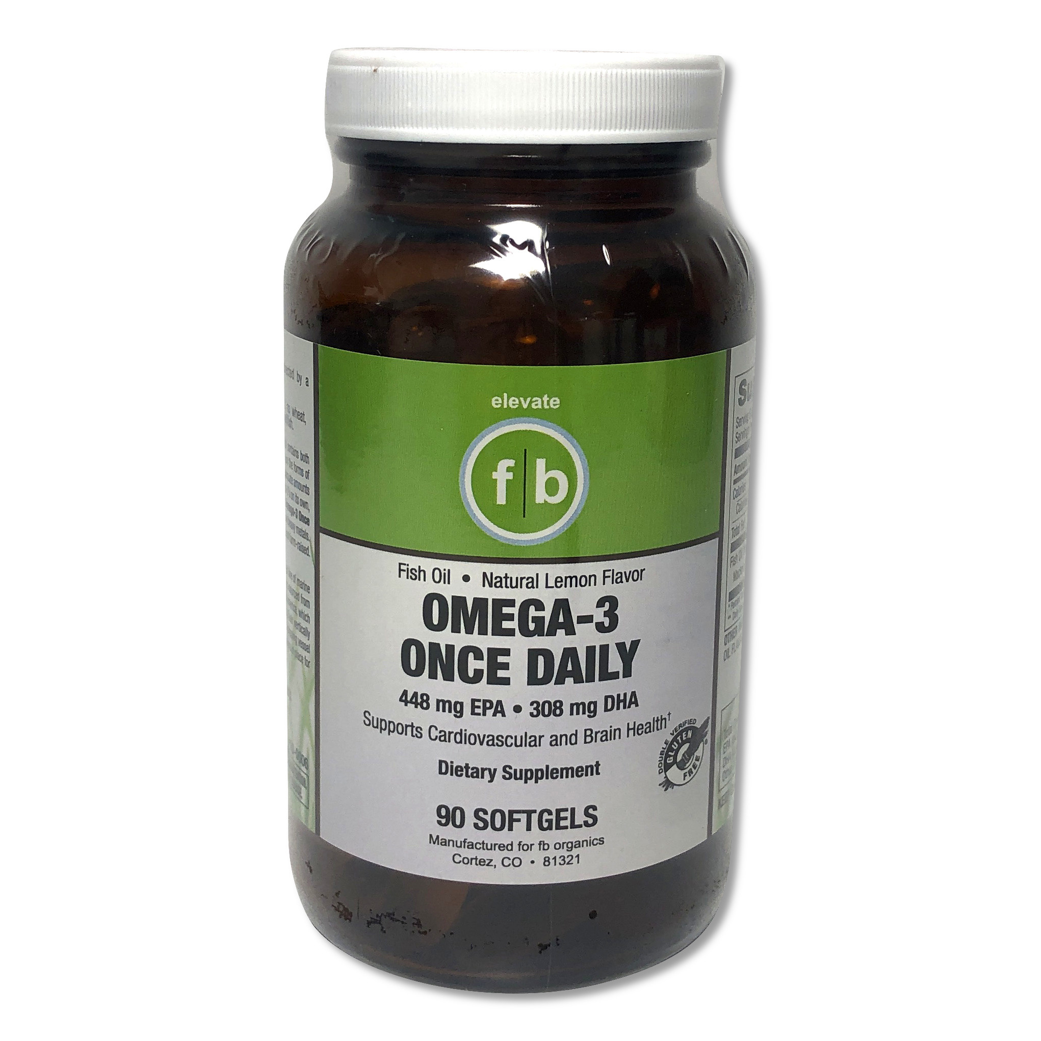 Omega-3 Once Daily 90ct-1