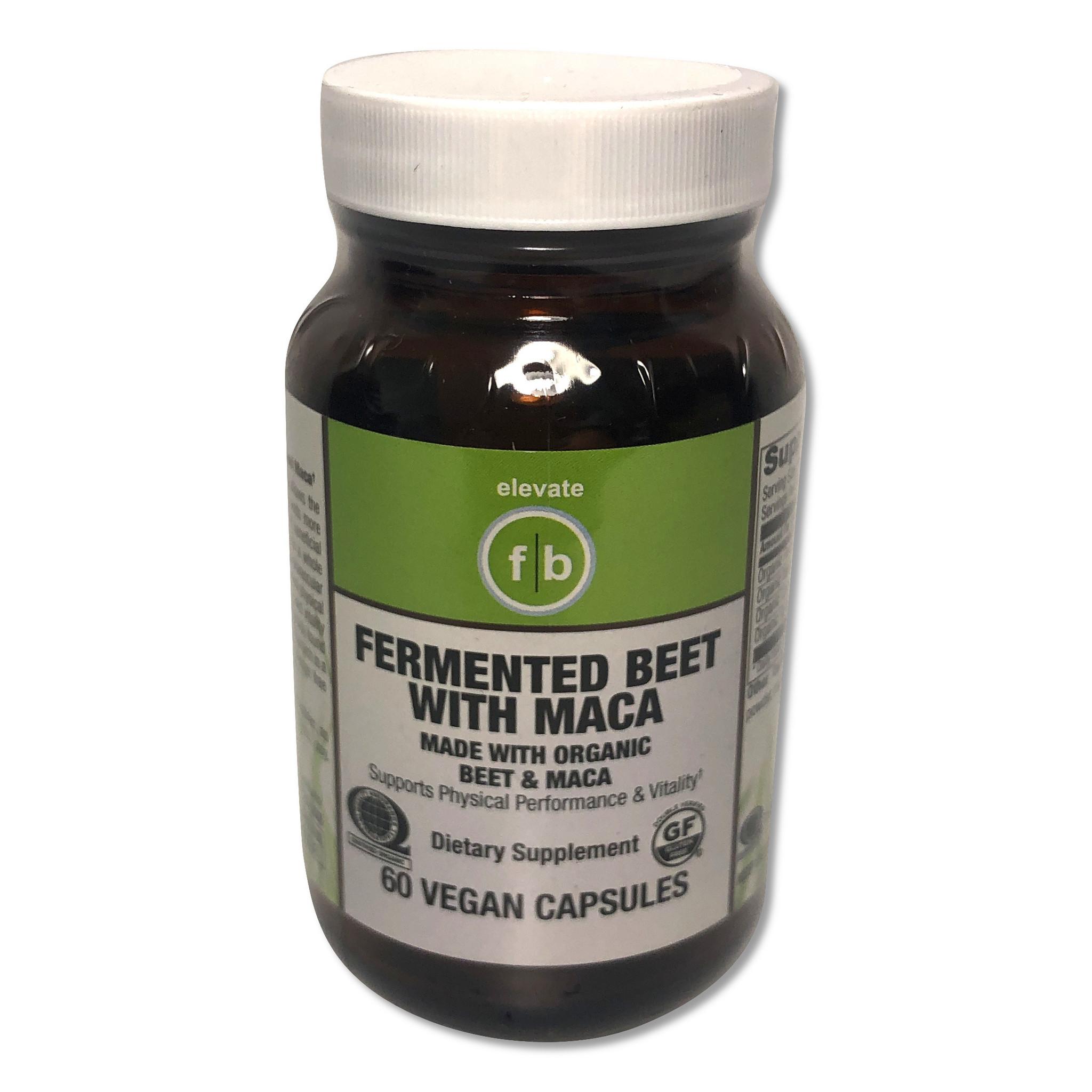 Fermented Beet & Maca-1