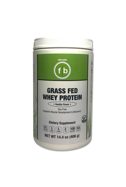 Grass Fed Whey Vanilla