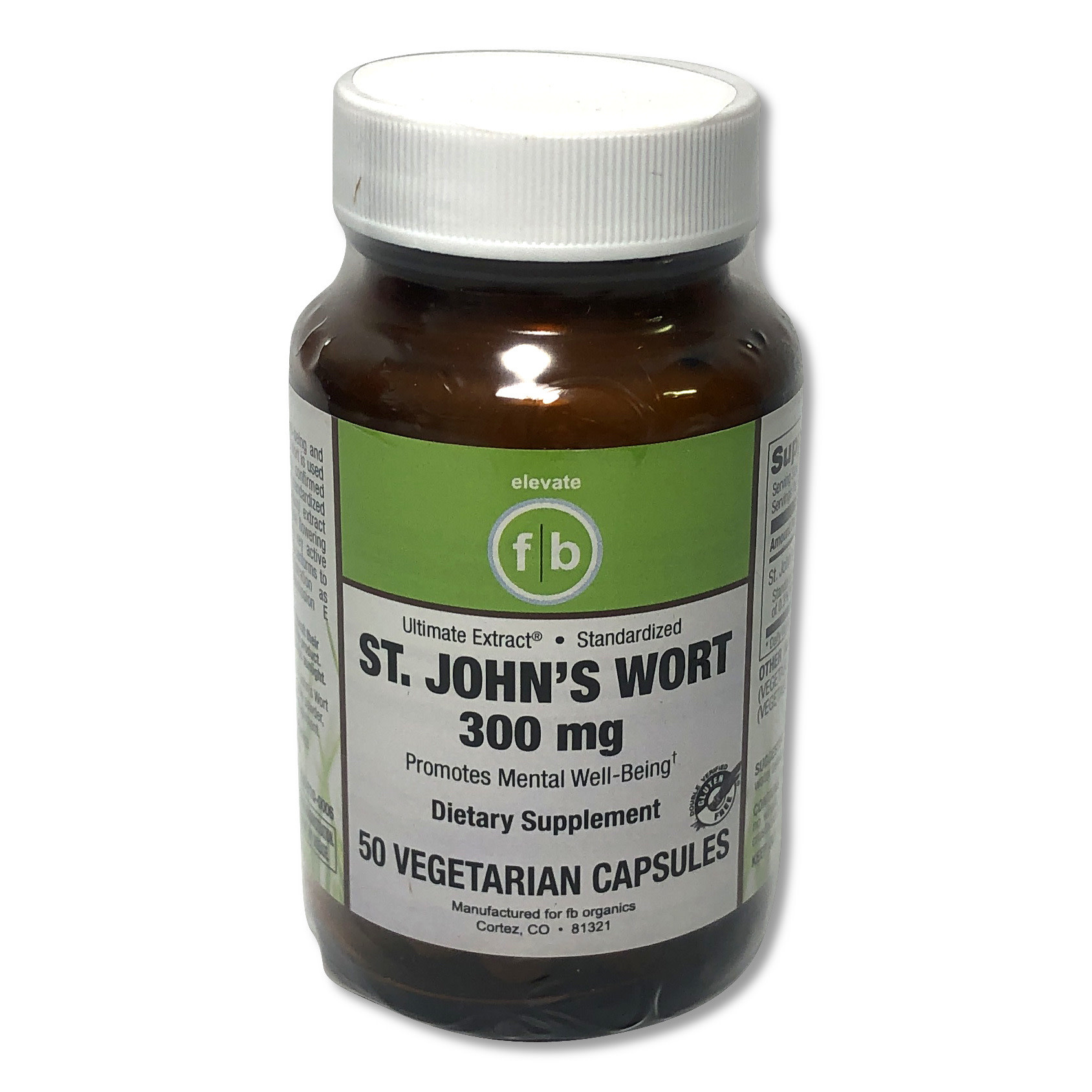 St. John's Wort 300mg-1
