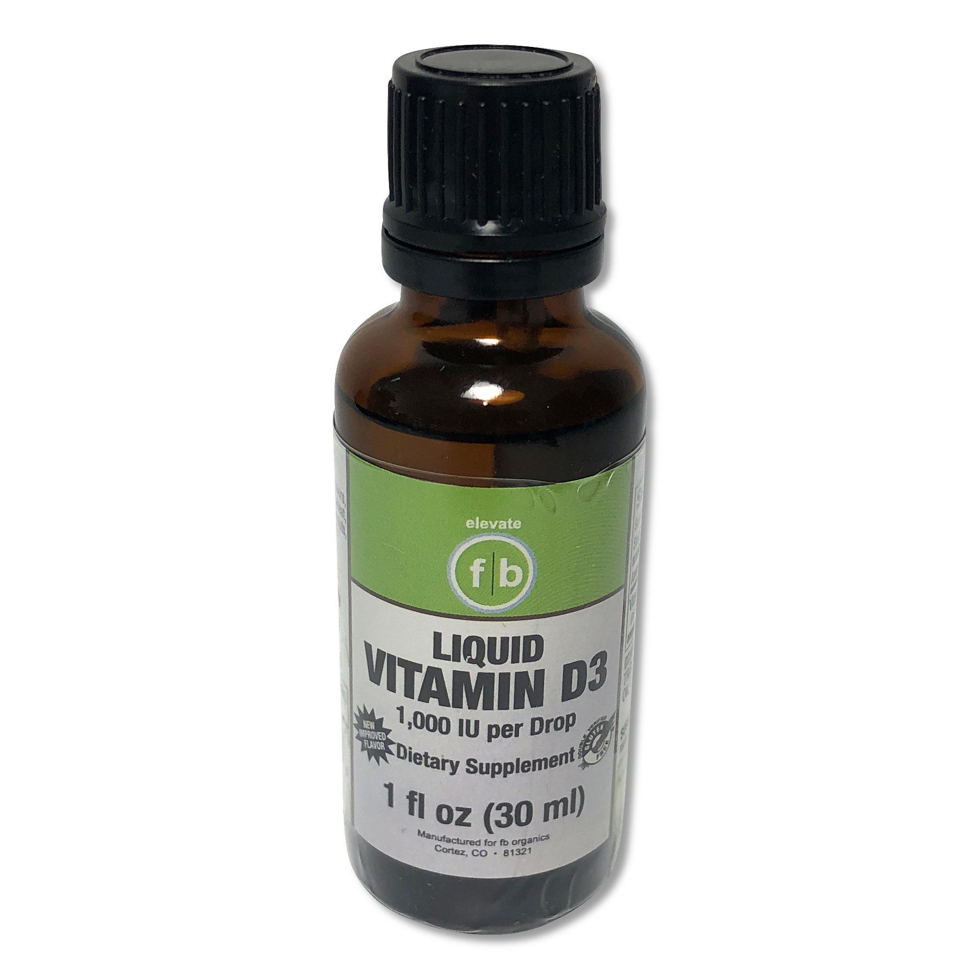 Liquid Vitamin D3-1