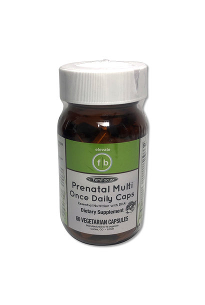 Prenatal Multi Once Daily