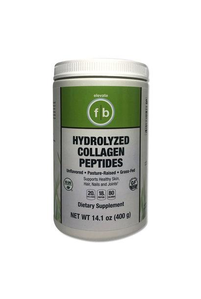 Grass Fed Hydrolyzed Collagen Peptides