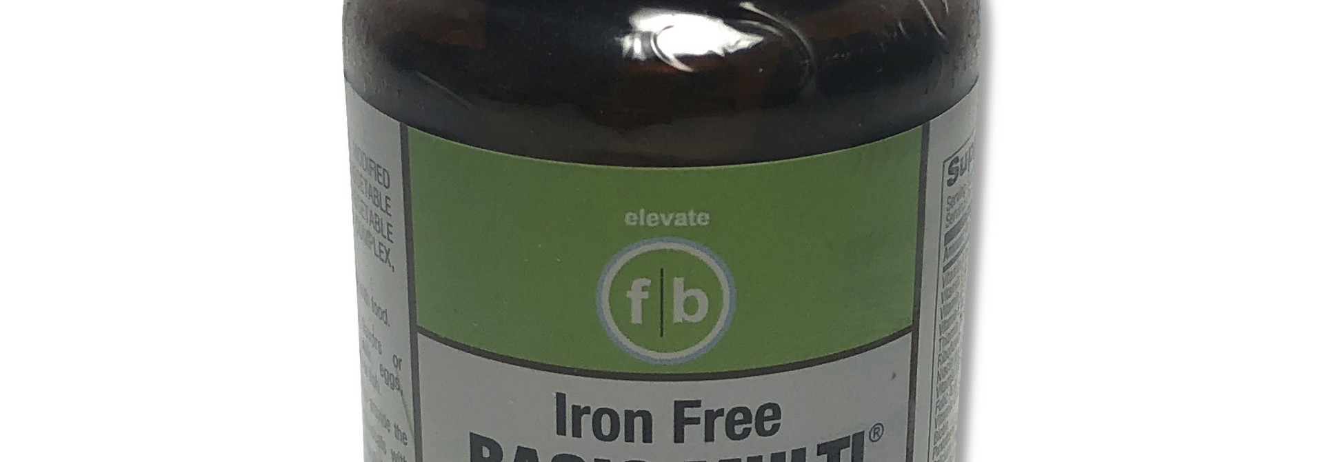 Iron Free Basic Multi