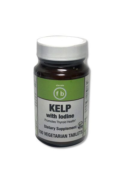 Kelp with Iodine