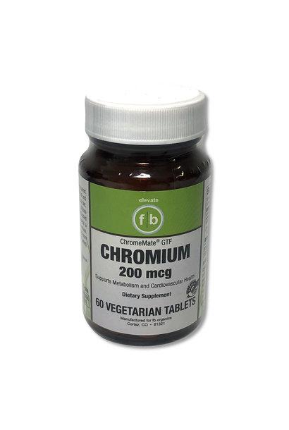 Chromium 200mcg