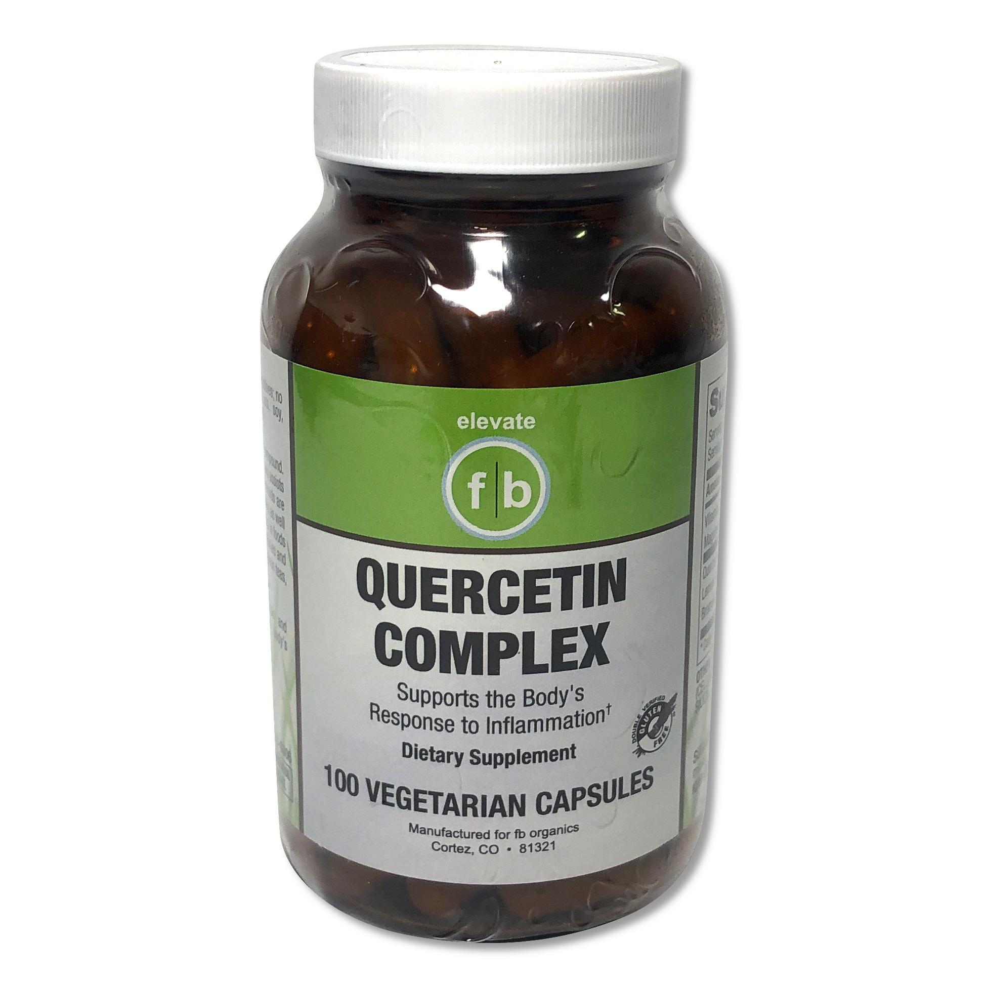 Quercetin Complex-1