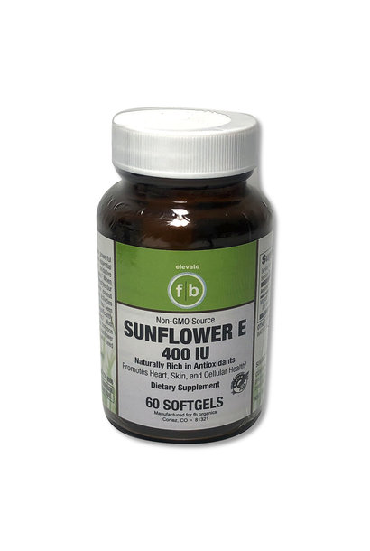 Sunflower E 400IU