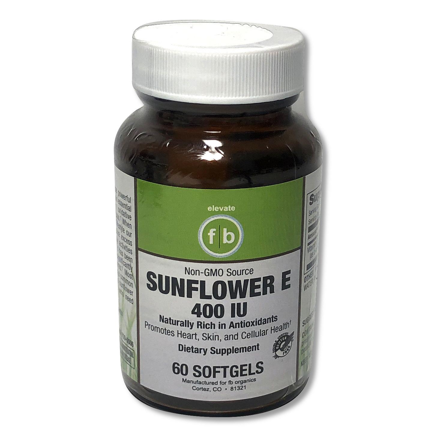 Sunflower E 400IU-1