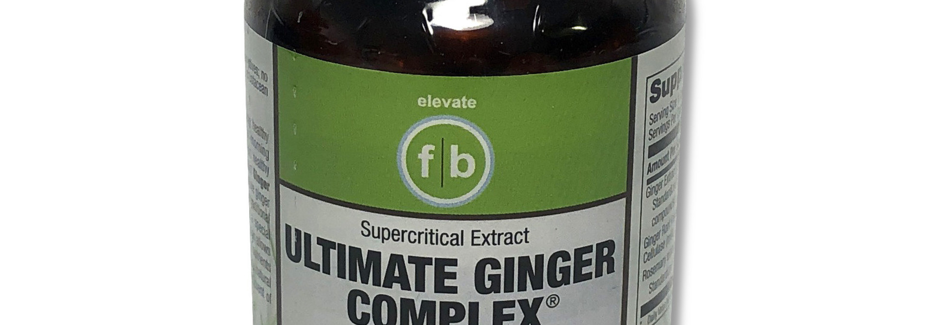 Ultimate Ginger Complex