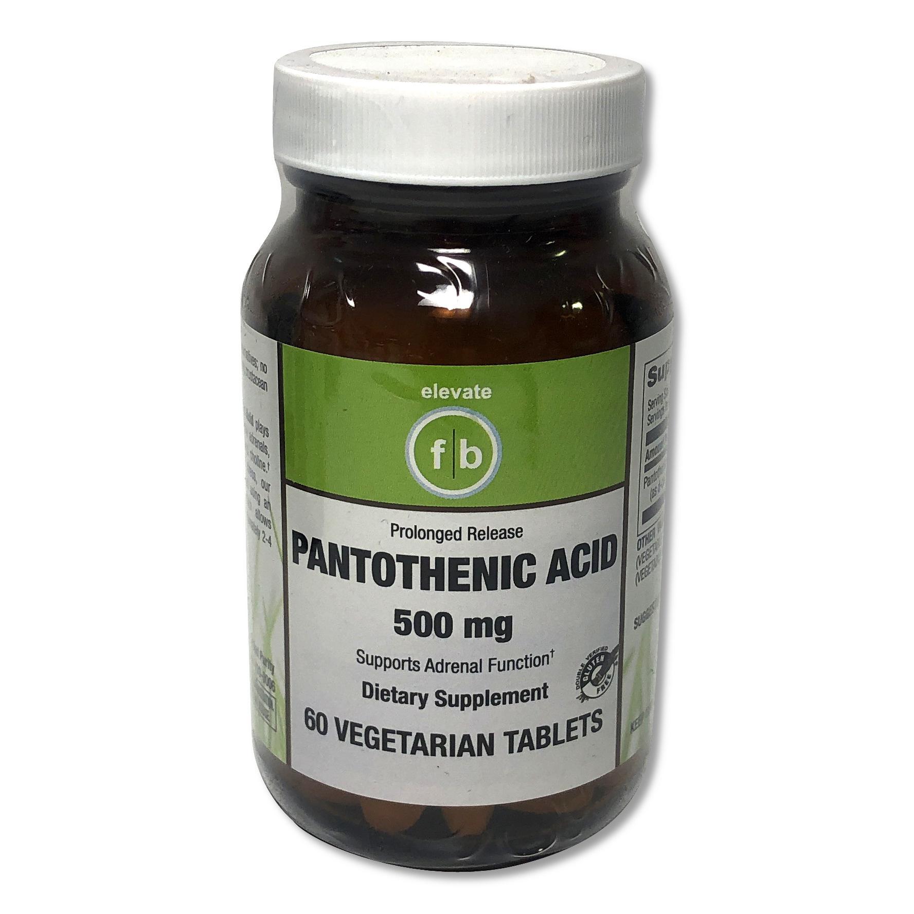 Pantothenic Acid-1