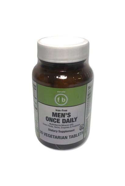 Mens Once Daily
