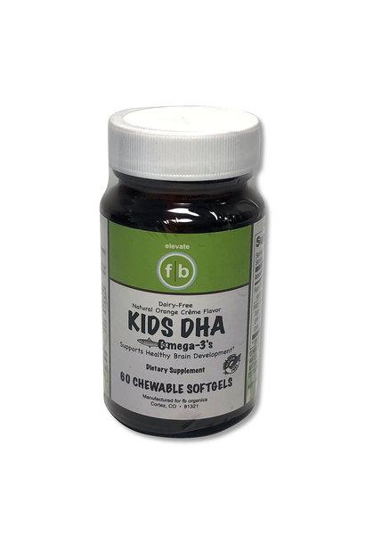 FLATBELLY KIDS DHA