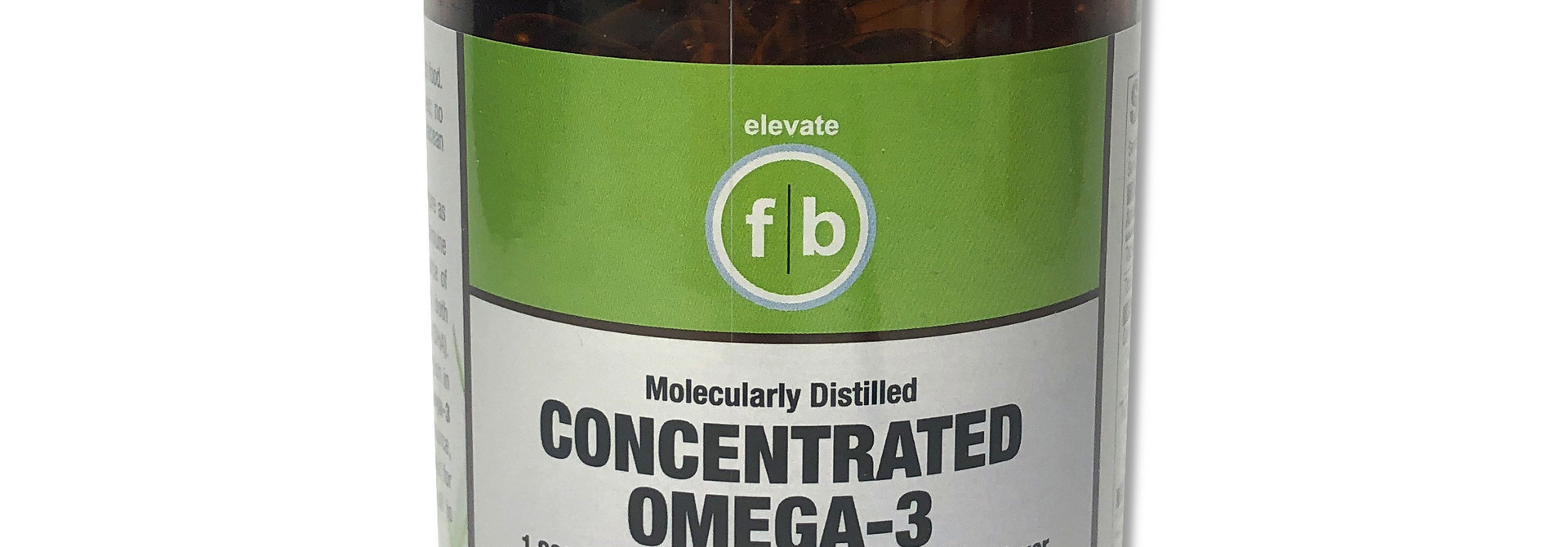 Concentrated Omega-3 1,200mg
