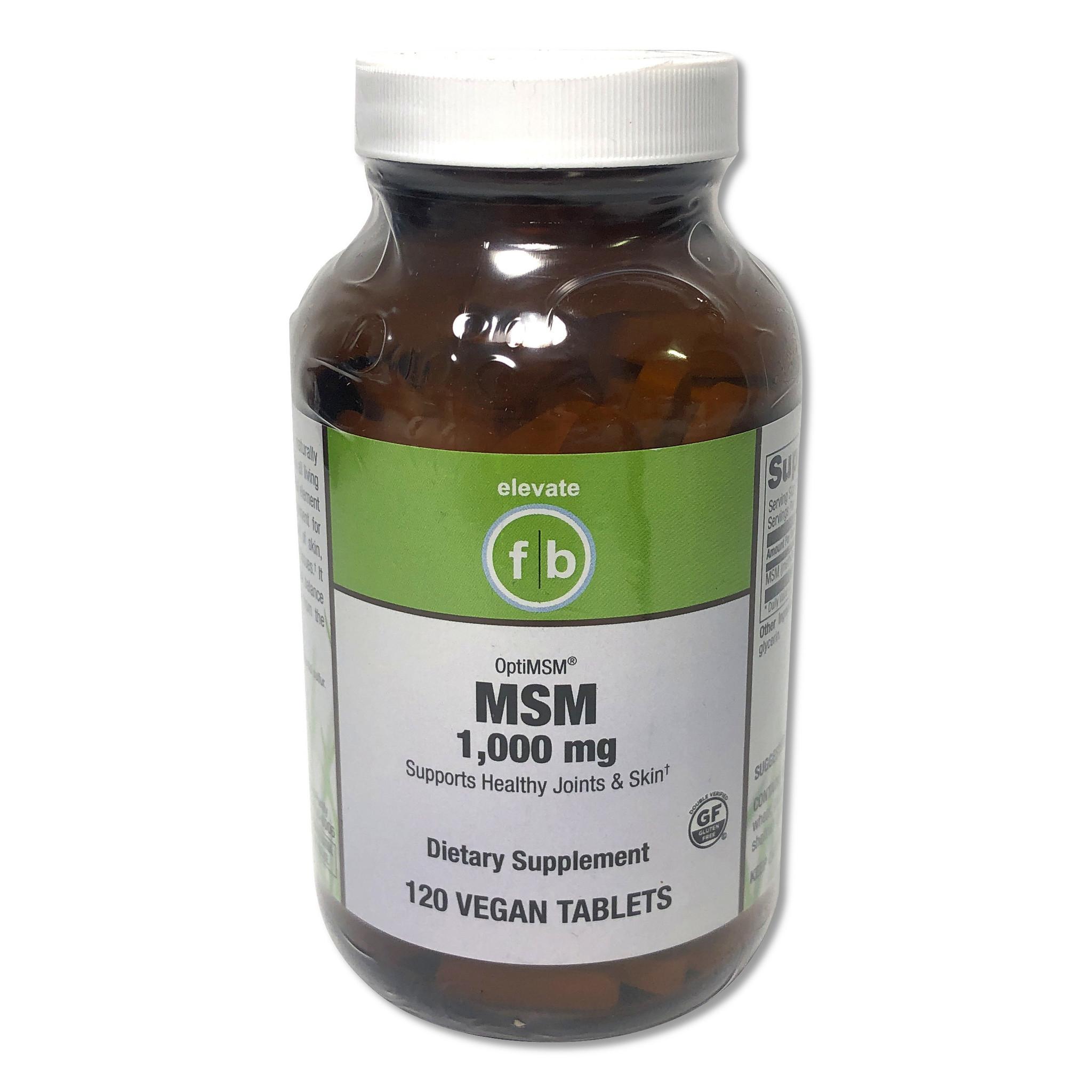 MSM 1,000mg-1