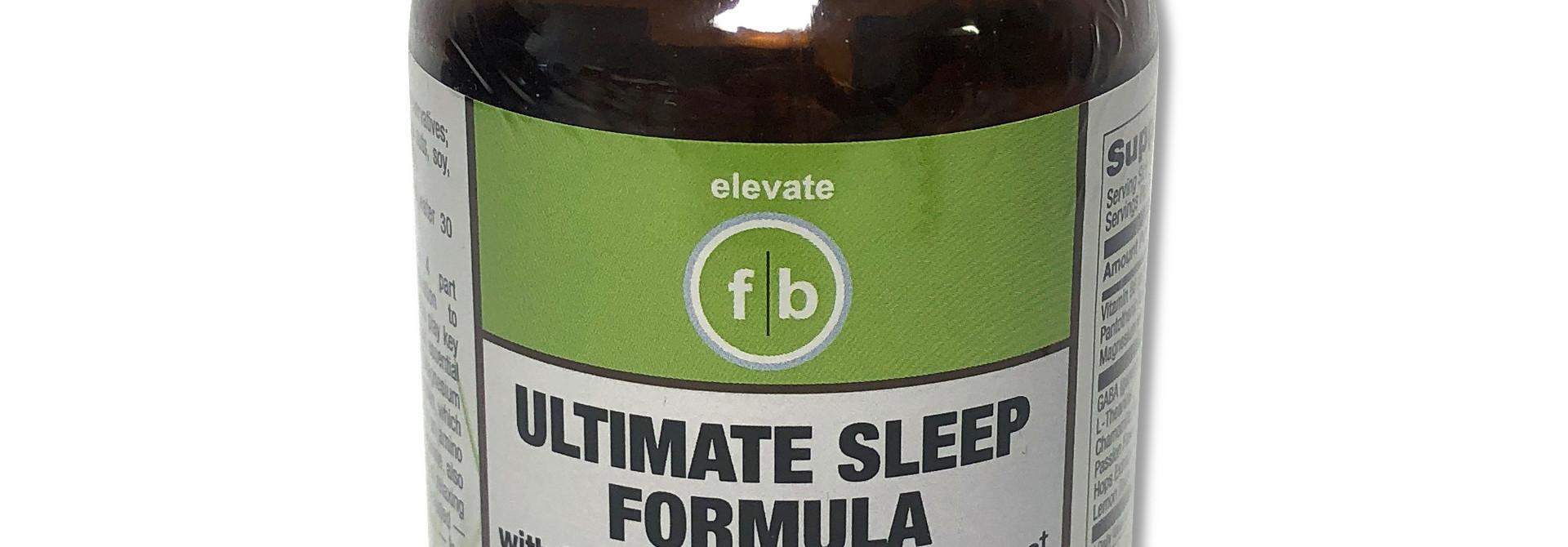 Ultimate Sleep Formula