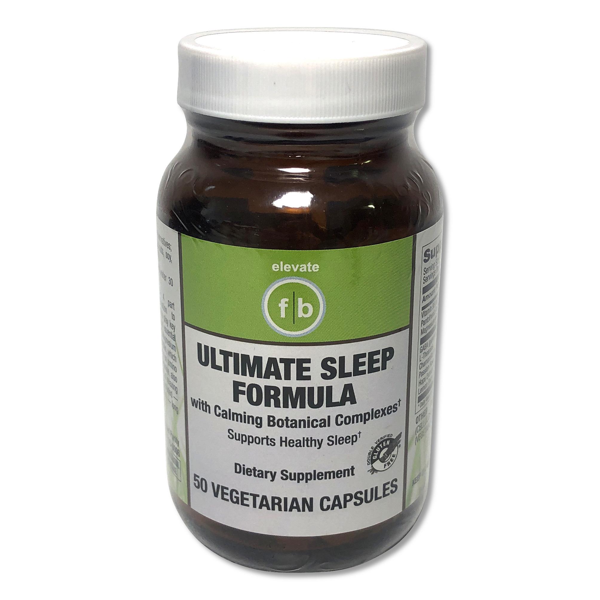 Ultimate Sleep Formula-1