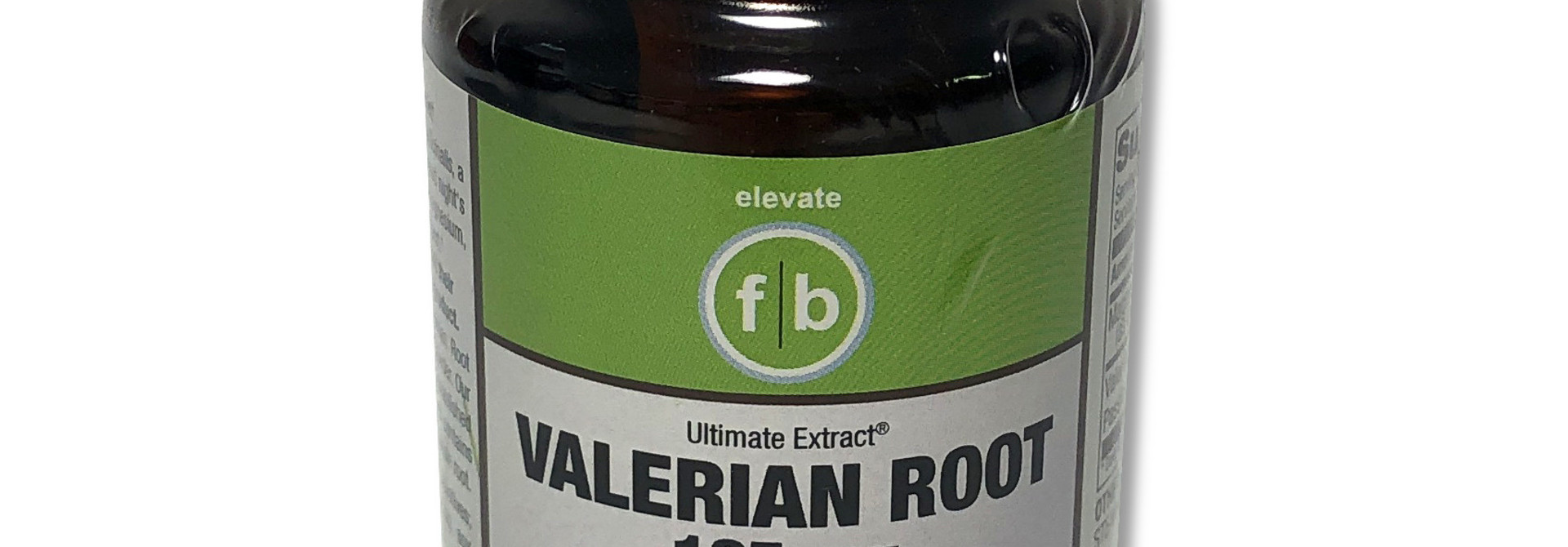 Valerian Root 125 mg