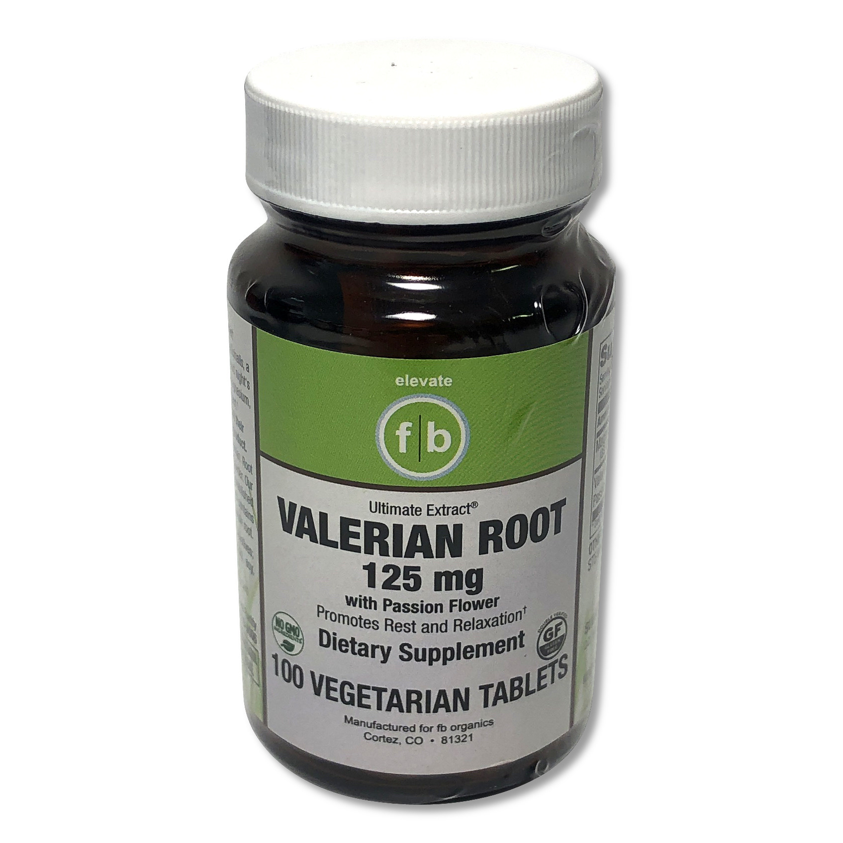Valerian Root 125 mg-1
