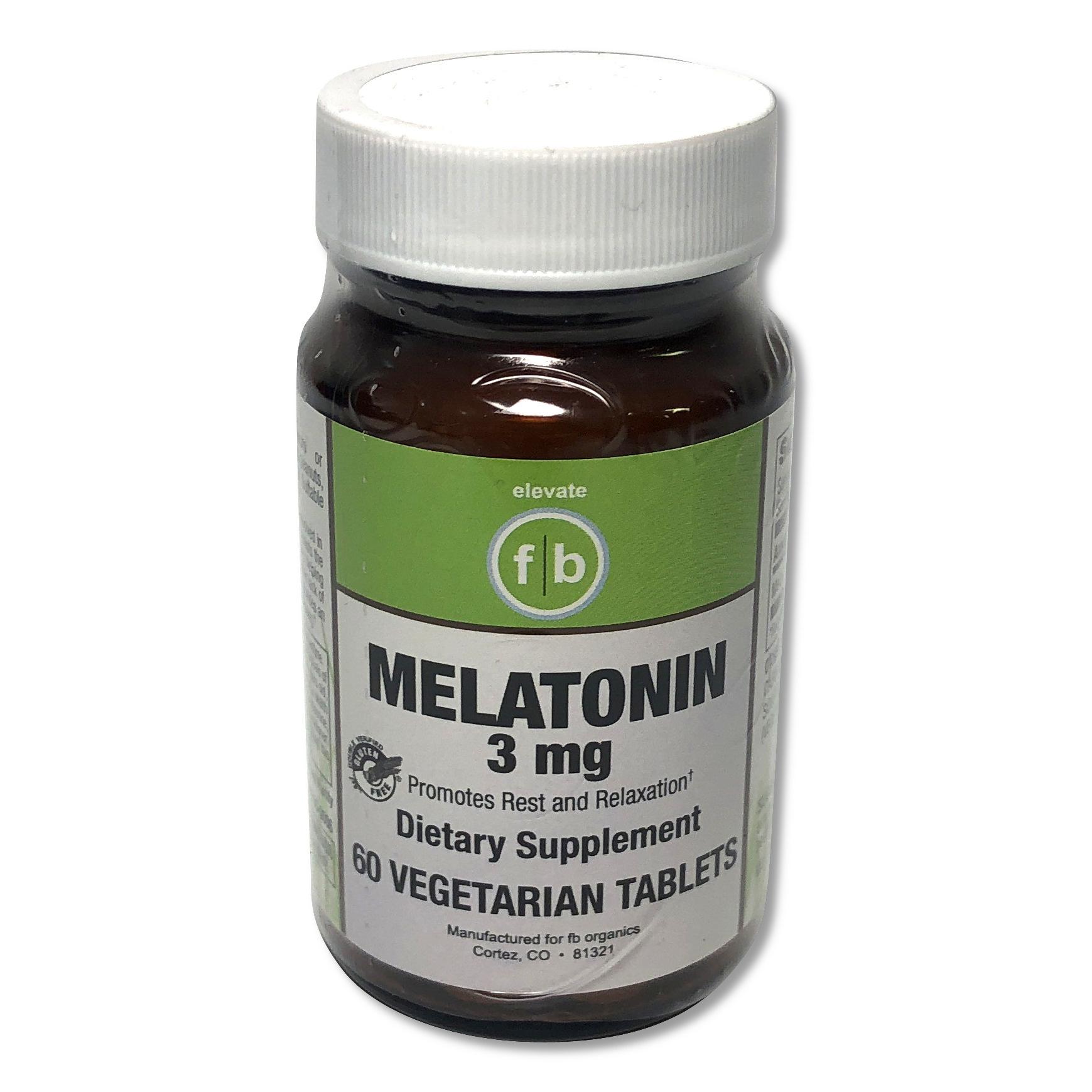 Melatonin 3mg-1